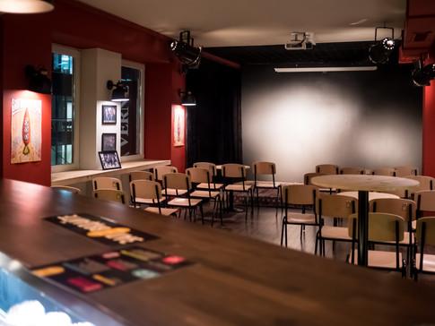 ShiZi Improv Club Stage