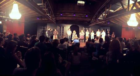 Впечатления от интензивния курс в  iO Theater, Chicago