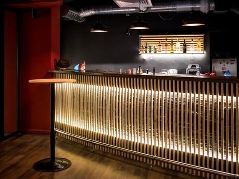 ShiZi Improv Club Bar