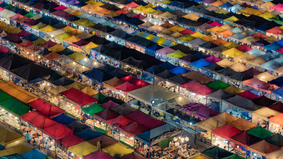 the color market
