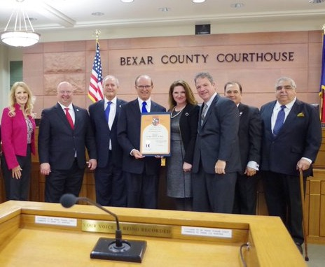 Hildago Honoree Bexar County