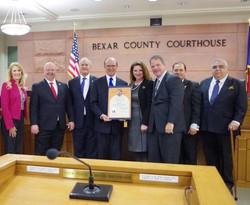 Hildago Honoree Bexar County