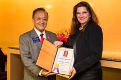 "Rotary's ""Women of Action"" Award"