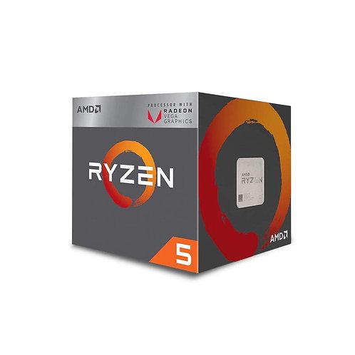 AMD Ryzen 5 3400G With Vega 11 Graphics
