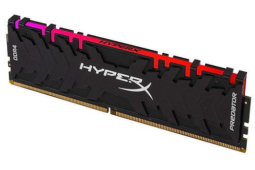 HyperX Predator DDR4 RGB 8GB