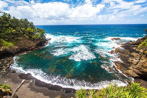 Shark Bay, Tanna Island Vanuatu
