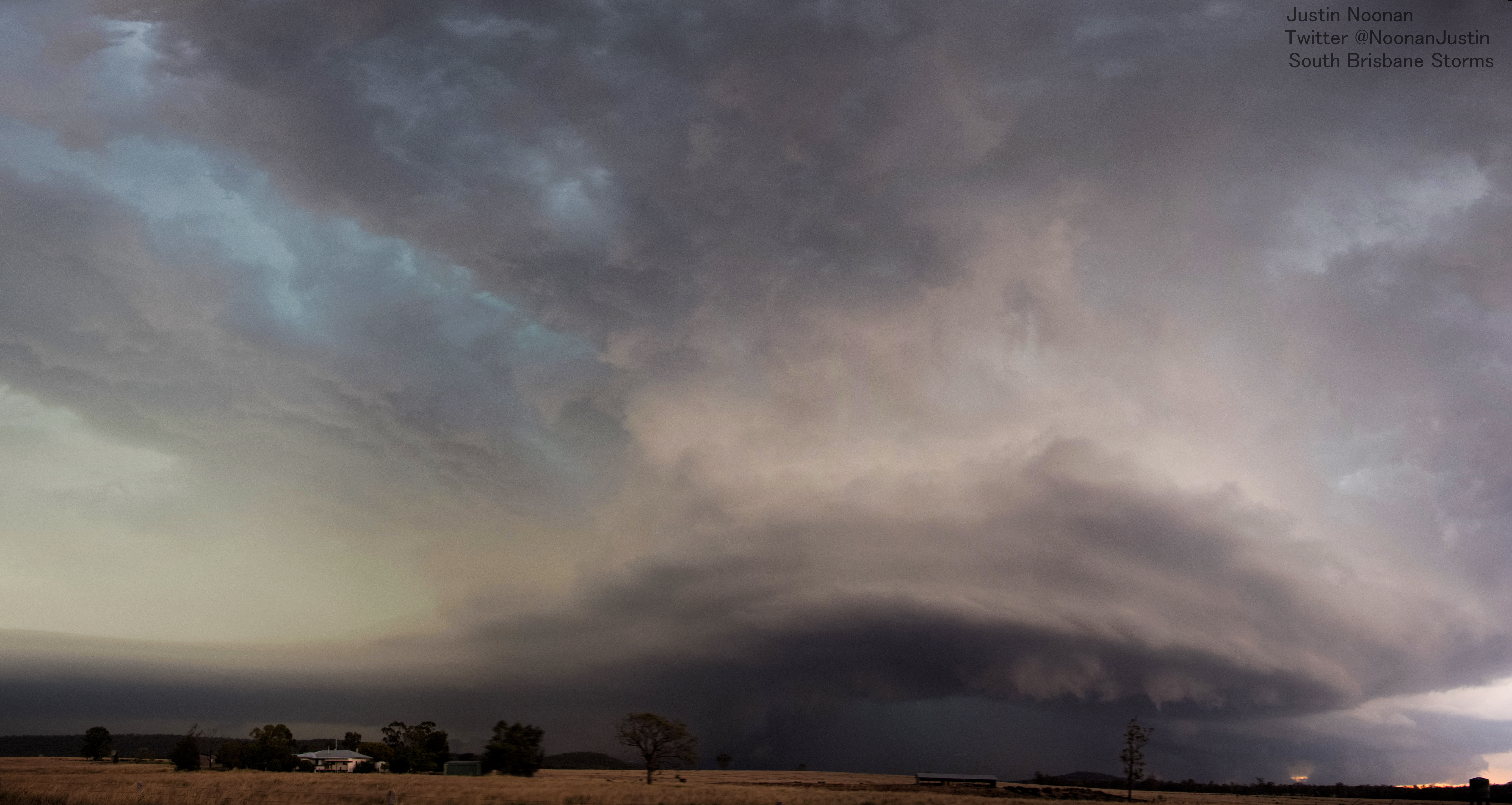 Darling Downs HP supercell