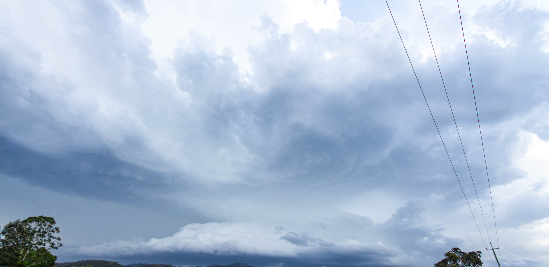 Developing supercell