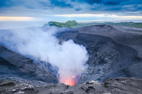 Yasur Volcano