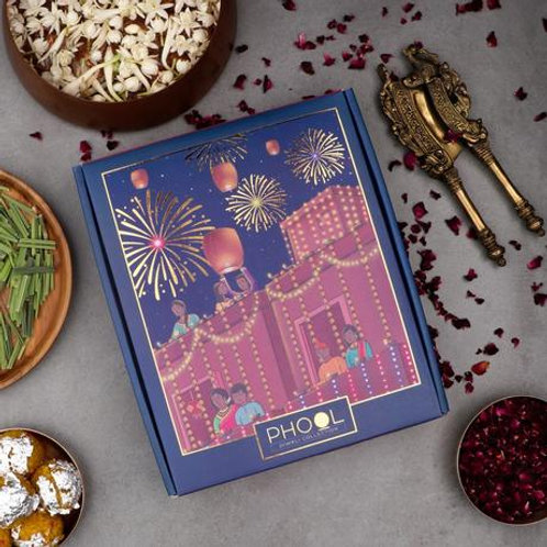 PHOOL DIWALI NIGHT GIFTBOX- Natural Incense Collection