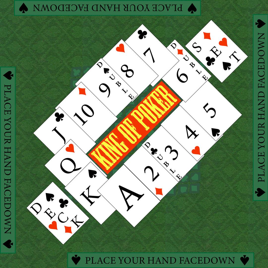 King of Poker Board Game