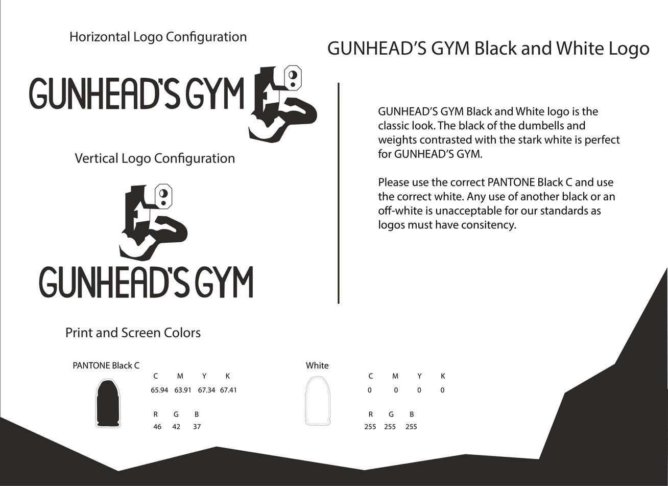 Nick Halliday logo manual GUNHEADSGYM-07