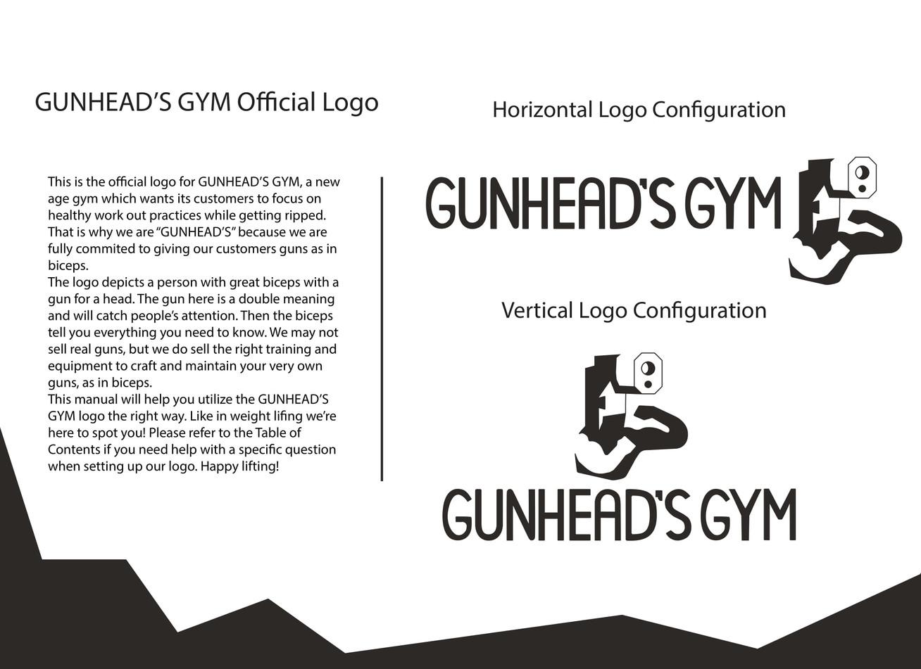 Nick Halliday logo manual GUNHEADSGYM-03