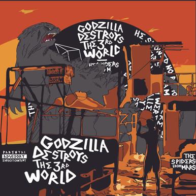 GODZILLA Destroys The 3rd World