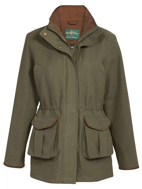 Alan Paine Berwick Ladies Waterproof Shooting Coat