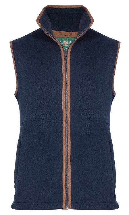 Alan Paine Aylsham Mens Fleece Waistcoat