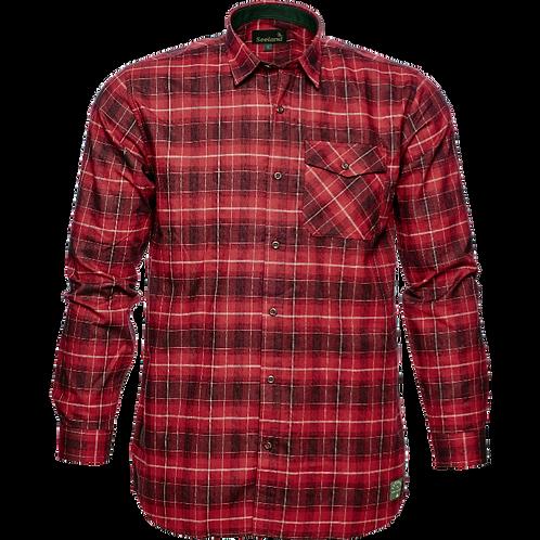 Seeland Helt Shirt Biking Red Check