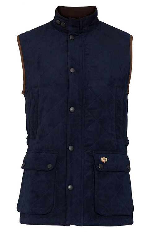 Alan Paine Felwell Men's Quilted Waistcoat