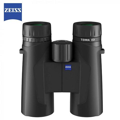 ZEISS TERRA ED 10X42 BLACK/BLACK BINOCULARS