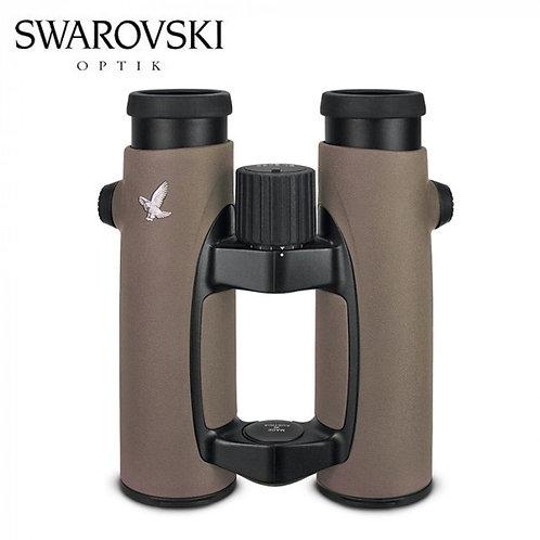SWAROVSKI NEW 10X32 EL FIELD PRO WB SAND BROWN BINOCULAR