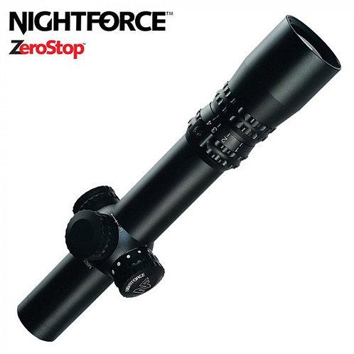 NIGHTFORCE NXS 1-4X24 ZEROSTOP