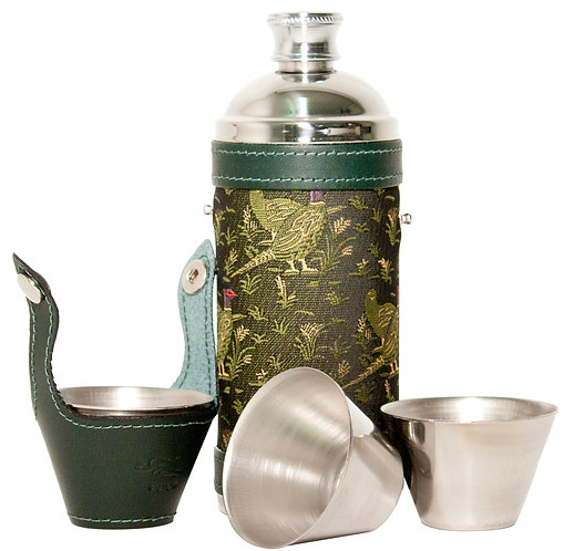 Hunters Flask & Cup Sets by Bisley
