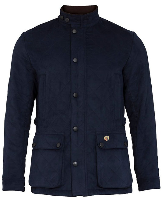 Alan Paine Felwell Men's Quilted Jacket