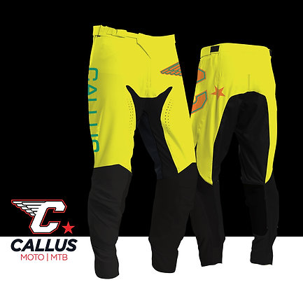 Stretch pro neon green pant
