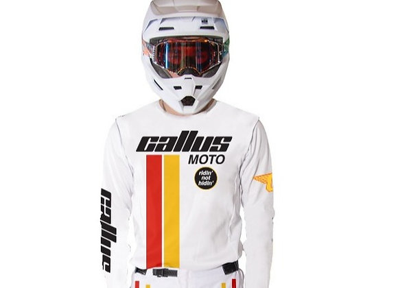 Can am white jersey