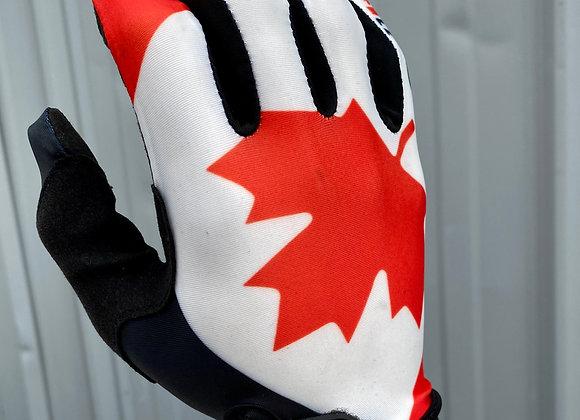Canada day glove
