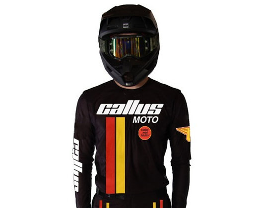 Can am black jersey