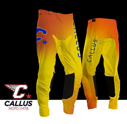 Stretch pro crazy yellow pant