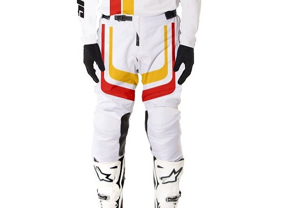 Can am white pants