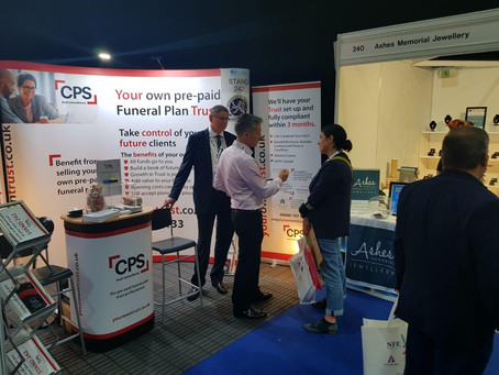 The NFE Show was a Massive success thank you for everybody who visited the Stand.