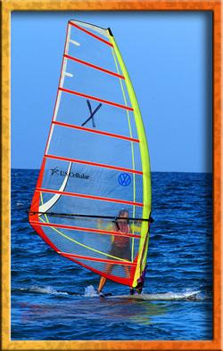 Sail Surfer