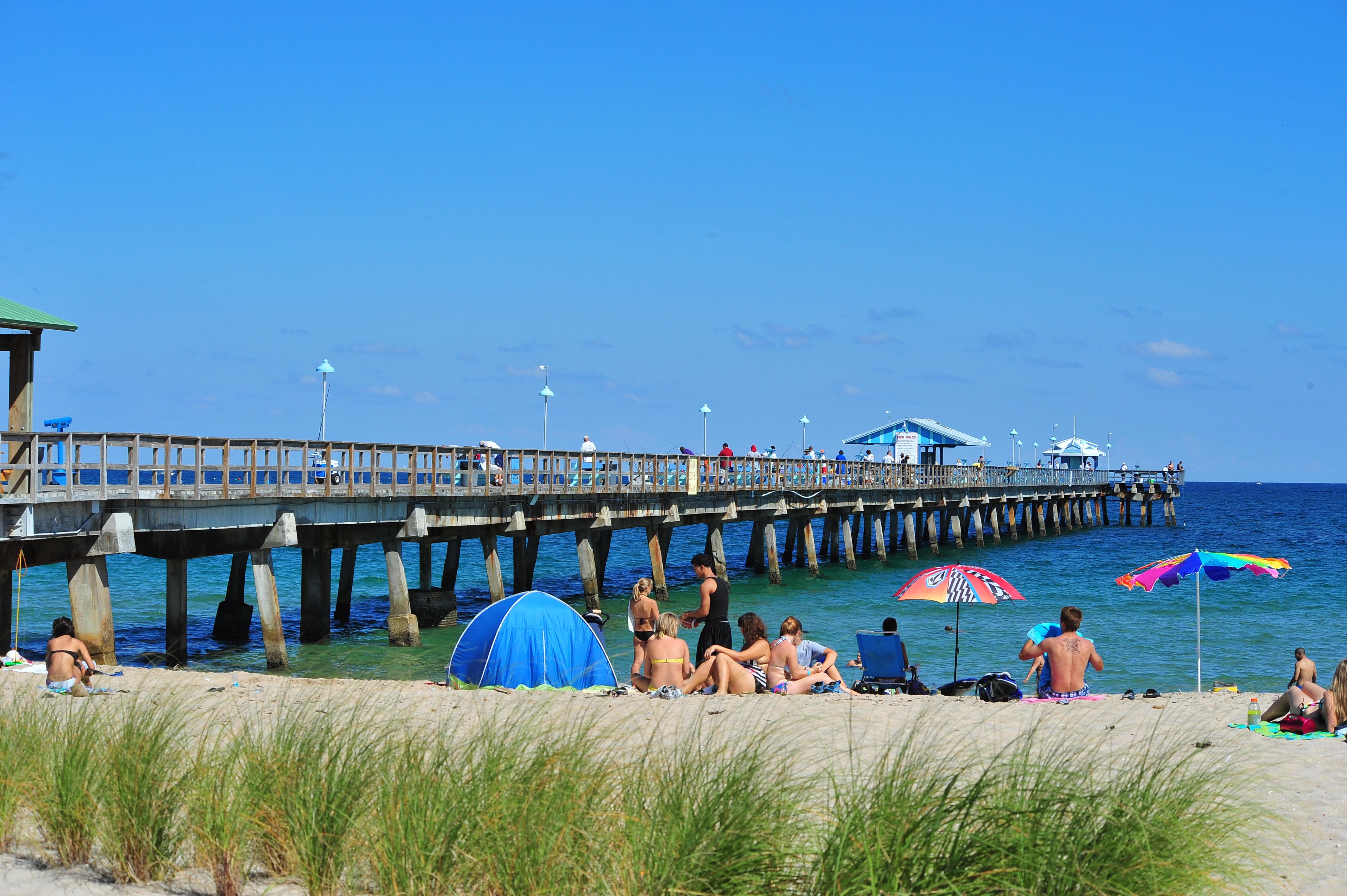 Anglin's Pier