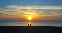 Sunrise for two