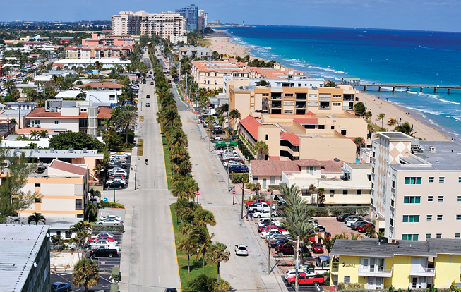 Lowrise Lauderdale by the Sea