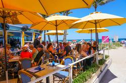 Arube Beach Cafe