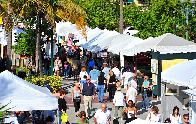 Popular  art & craft shows