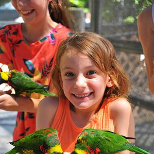 Hailey and birds.jpg