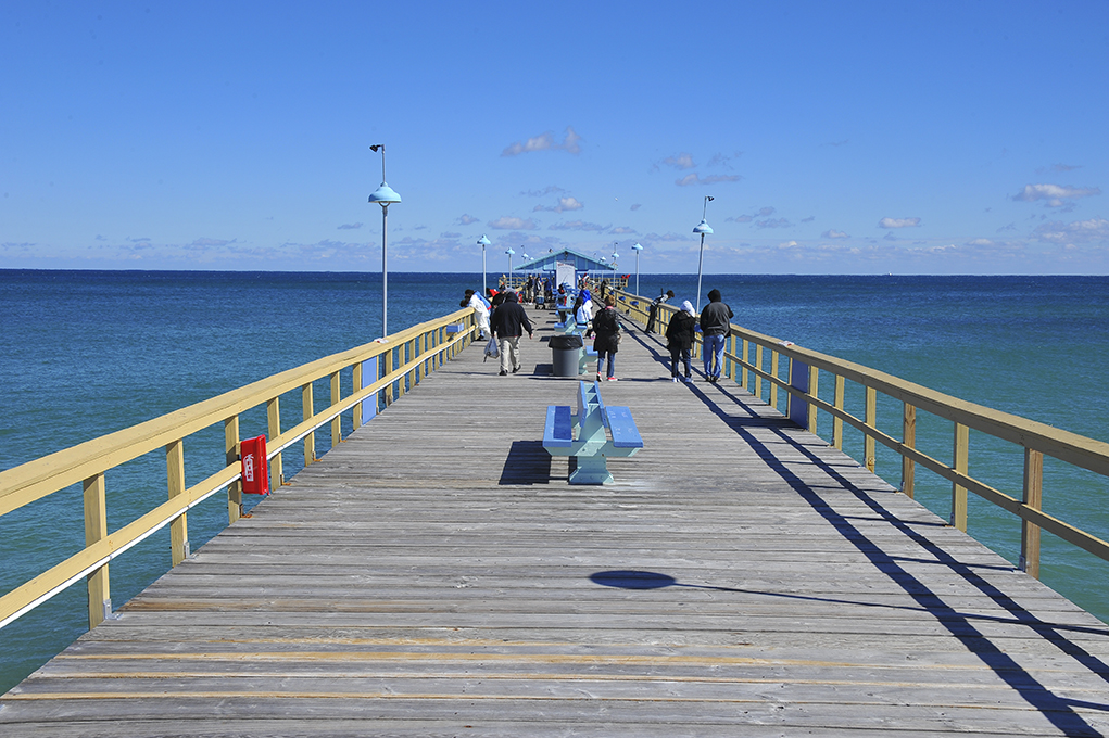Pier perfect