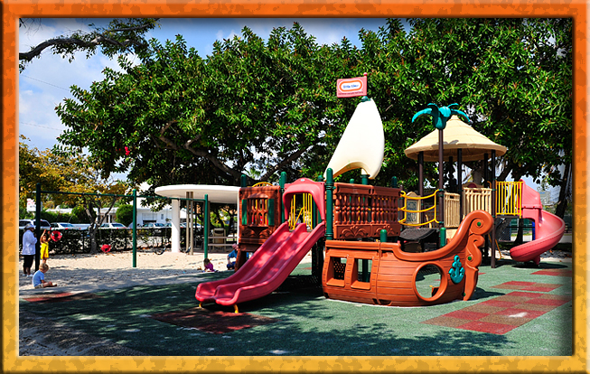 Childrens park & playground