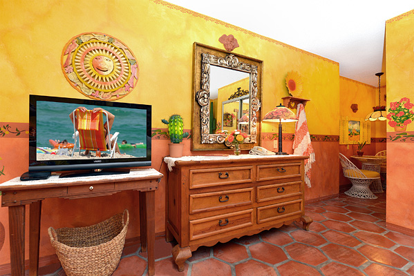 Mexican-crafted furniture