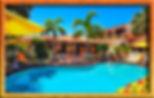 blue seas court yard pool
