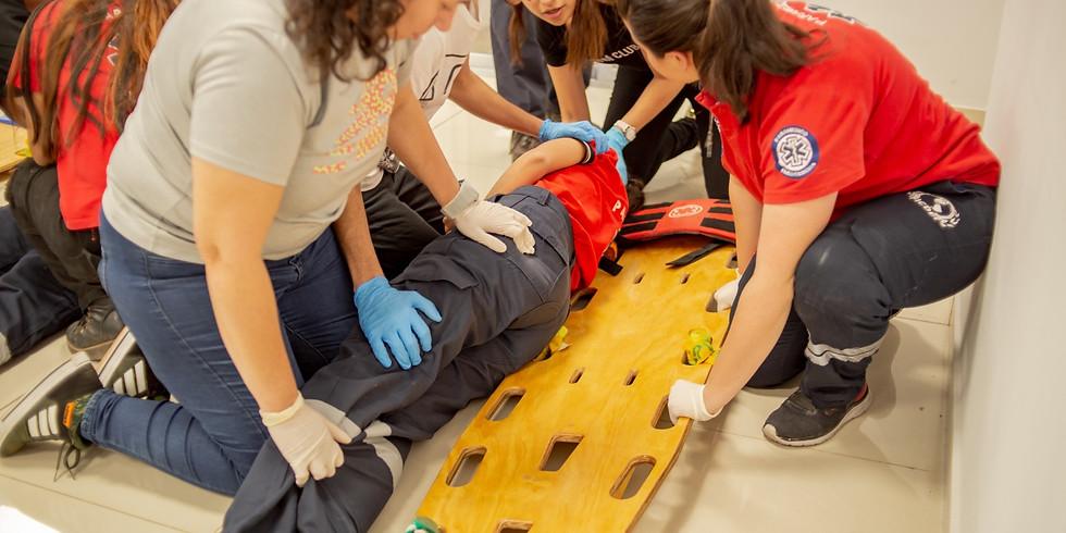 Movilizacion y traslado de pacientes sin trauma