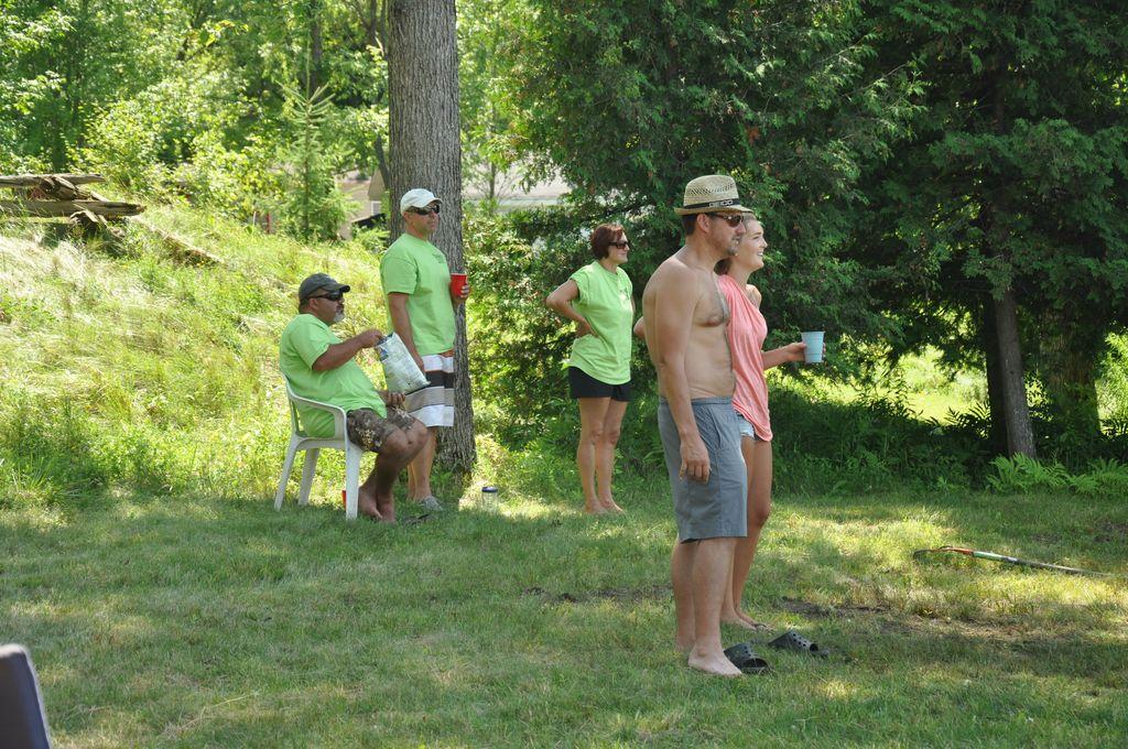 Cordova Lake Cottage Regatt 2011 113