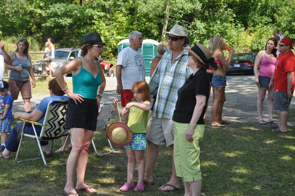 Cordova Lake Cottage Regatt 2011 131