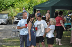 Cordova Lake Cottage Regatt 2011 195