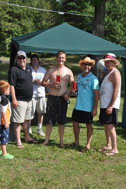 Cordova Lake Cottage Regatt 2011 259